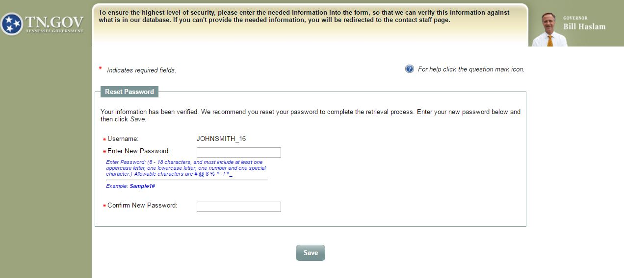 What should I do if unable to log into my Jobs4TN account ...